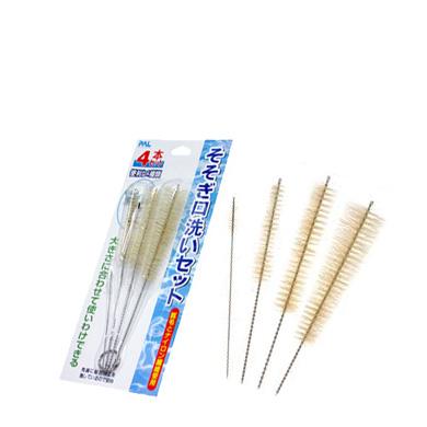 Escova de Limpeza com 4 Pcs-SEIWA-PRO-SP-30220