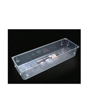 Porta Objeto Plástico  Box 2 24.6 X 8.3x 4.6hcm S-0049