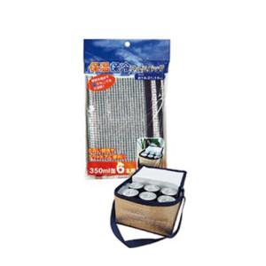 Bolsa Térmica p/ 6x 360ml 14 x2 x14cm SEIWA-PRO 12/288  SP-34659