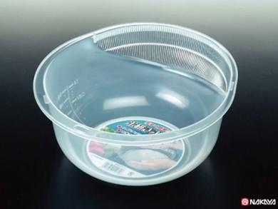 Vasilha Plástica Para Lavar Arroz-K-127-23