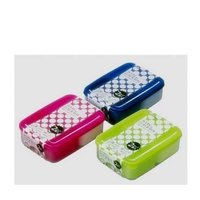 Pote Plástico com Divisória - 550 Ml K-467 NAKAYA