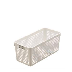 Cesta Plástica Mod. Name Basket Slim-INO-4581-INOMATA