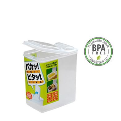 Pote Plástico c/ Tampa Dobrável Mod. L3  1.7L K-193  NAKAYA