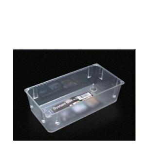 Porta Objeto Plástico Box 3 16.4 X 8.3x 4.6hcm S-0056