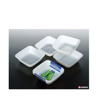 Mini Prato De Plástico 4 Unid.-K-231-2--NAKAYA