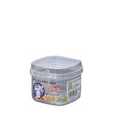 Pote Plástico 500ml-D-5698-SANADA